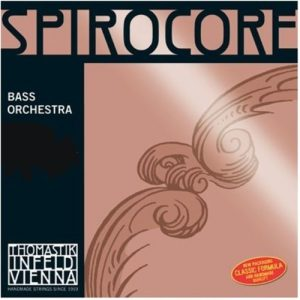 Thomastik Spirocore 3/4 Double Bass Solo String Set at Gear 4 Music Image