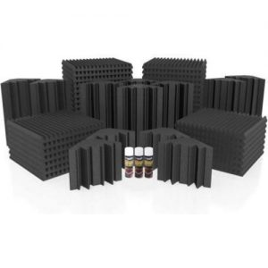 Universal Acoustics Mercury 5 Solar System Kit Charcoal at Gear 4 Music Image