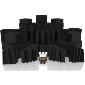 Universal Acoustics Mercury 6 Solar System Kit Charcoal at Gear 4 Music Image