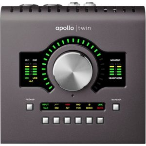 Universal Audio Apollo Twin Duo MkII Thunderbolt - Nearly New at Gear 4 Music Image