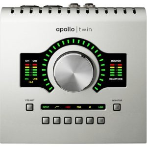 Universal Audio Apollo Twin Duo USB - Nearly New at Gear 4 Music Image