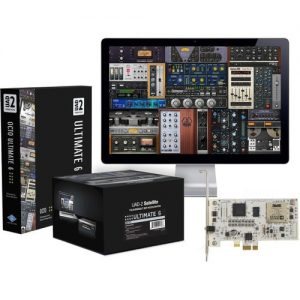 Universal Audio UAD-2 OCTO Ultimate 6 DSP Accelerator Card at Gear 4 Music Image