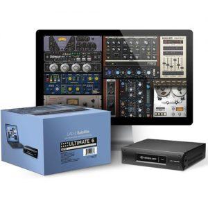 Universal Audio UAD-2 Satellite USB OCTO Ultimate 6 at Gear 4 Music Image