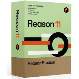 Upgrade to Reason 11 (Boxed) at Gear 4 Music Image