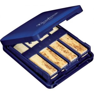 Vandoren Reed Case For Soprano Sax or Eb Clarinet Reeds at Gear 4 Music Image