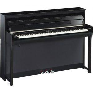 Yamaha CLP 685 Digital Piano Polished Ebony at Gear 4 Music Image