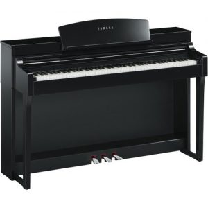 Yamaha Clavinova CSP 150 Digital Piano Polished Ebony at Gear 4 Music Image
