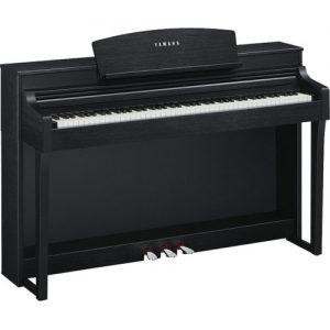 Yamaha Clavinova CSP 150 Digital Piano Satin Black at Gear 4 Music Image