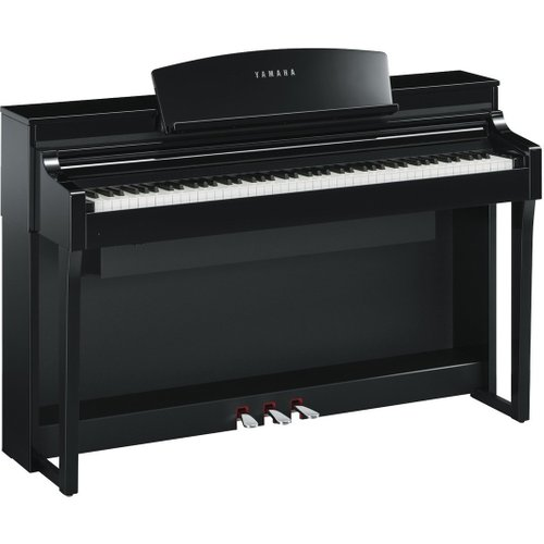 Yamaha Clavinova CSP 170 Digital Piano Polished Ebony at Gear 4 Music Image