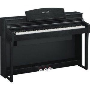 Yamaha Clavinova CSP 170 Digital Piano Satin Black at Gear 4 Music Image