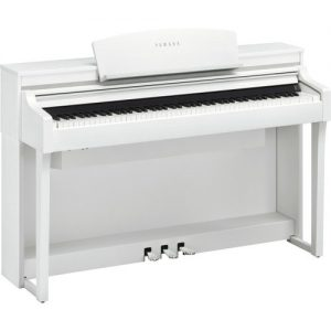 Yamaha Clavinova CSP 170 Digital Piano Satin White at Gear 4 Music Image