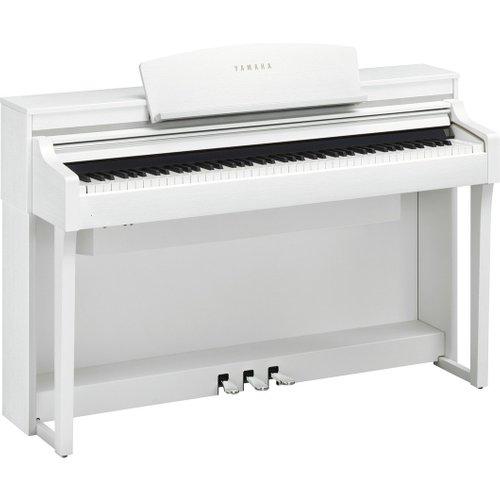Yamaha Clavinova CSP 170 Digital Piano Satin White at Gear 4 Music Image