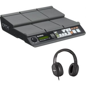 Yamaha DTX-Multi 12 Percussion Pad With Headphones at Gear 4 Music Image