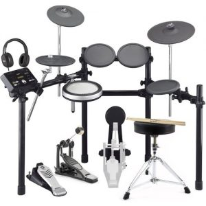 Yamaha DTX522K Electronic Drum Kit With Accessory Pack at Gear 4 Music Image