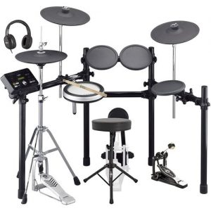 Yamaha DTX532 Electronic Drum Kit with Accessory Pack at Gear 4 Music Image