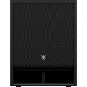 Yamaha DXS15XLF-D Dante 15 Active Subwoofer at Gear 4 Music Image