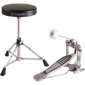 Yamaha FPDS2A Kick Drum Pedal & Throne Pack at Gear 4 Music Image