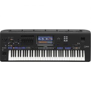 Yamaha Genos Digital Workstation Keyboard at Gear 4 Music Image