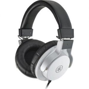 Yamaha HPHMT7W Studio Monitor Headphones White at Gear 4 Music Image