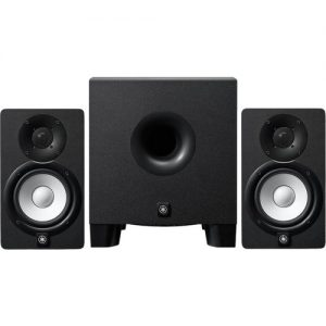 Yamaha HS5 Active Studio Monitors with HS8 Powered Subwoofer at Gear 4 Music Image