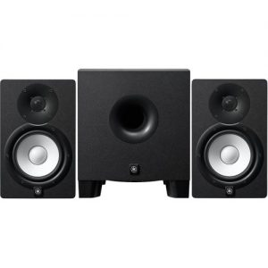Yamaha HS7 Active Studio Monitors with HS8 Powered Subwoofer at Gear 4 Music Image
