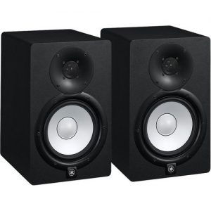Yamaha HS7 MP Studio Monitors Matched Pair at Gear 4 Music Image