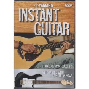 Yamaha Instant Guitar DVD at Gear 4 Music Image