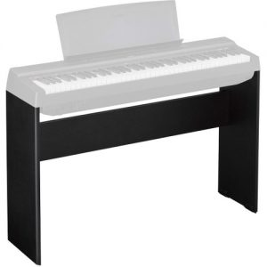 Yamaha L121 Stand for P121 Digital Piano Black at Gear 4 Music Image