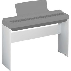Yamaha L121 Stand for P121 Digital Piano White at Gear 4 Music Image