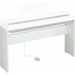 Yamaha L125 Digital Piano Stand for P125 Piano White at Gear 4 Music Image