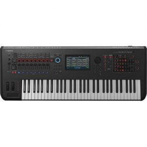 Yamaha MONTAGE 6 Synthesizer at Gear 4 Music Image