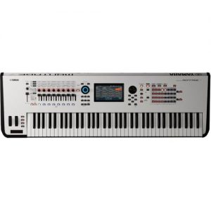 Yamaha MONTAGE 7 Synthesizer Limited Edition White at Gear 4 Music Image