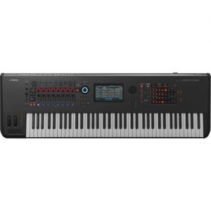 Yamaha MONTAGE 7 Synthesizer at Gear 4 Music Image