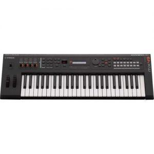Yamaha MX49 II Music Production Synthesizer Black at Gear 4 Music Image