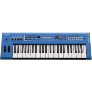 Yamaha MX49 II Music Production Synthesizer Blue at Gear 4 Music Image