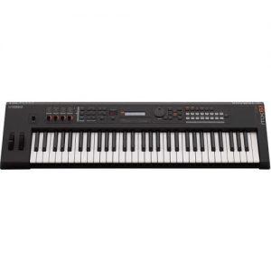 Yamaha MX61 II Music Production Synthesizer Black at Gear 4 Music Image