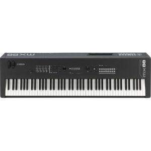 Yamaha MX88 Music Production Synthesizer Black at Gear 4 Music Image