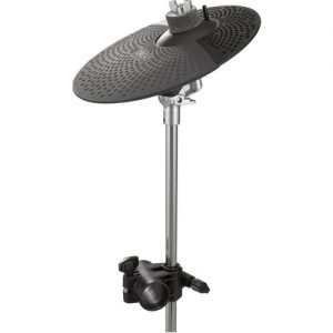 Yamaha PCY-95 Cymbal Pad with Attachment Arm at Gear 4 Music Image