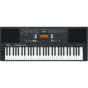 Yamaha PSR A350 Oriental Portable Keyboard Black at Gear 4 Music Image