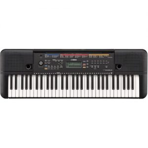 Yamaha PSR E263 Portable Keyboard Black at Gear 4 Music Image