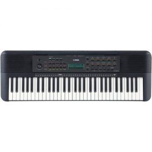 Yamaha PSR E273 Portable Keyboard Black at Gear 4 Music Image