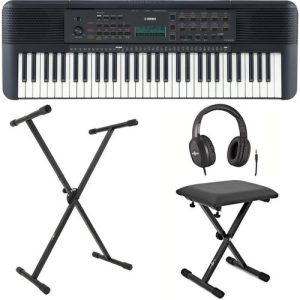 Yamaha PSR E273 Portable Keyboard Package at Gear 4 Music Image