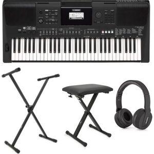 Yamaha PSR E463 Keyboard Pack at Gear 4 Music Image