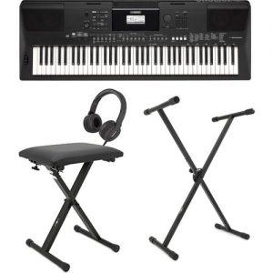 Yamaha PSR EW410 Digital Piano Pack at Gear 4 Music Image