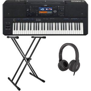 Yamaha PSR SX700 Digital Arranger Package at Gear 4 Music Image
