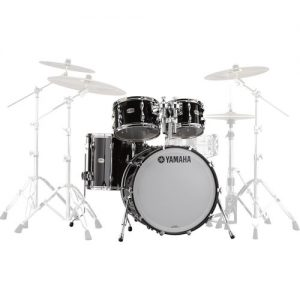 Yamaha Recording Custom 4 Piece Shell Pack Solid Black at Gear 4 Music Image