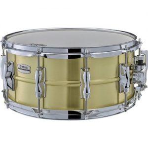 Yamaha Recording Custom Brass Snare Drum 13 x 6.5 at Gear 4 Music Image