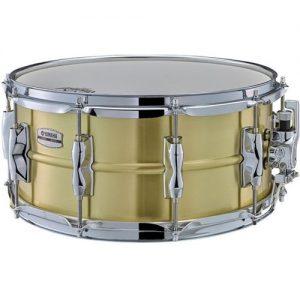Yamaha Recording Custom Brass Snare Drum 14 x 6.5 at Gear 4 Music Image