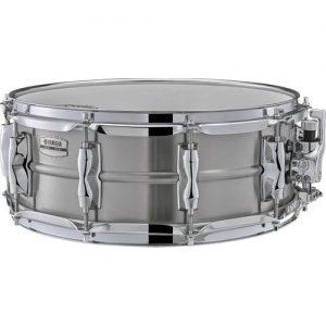 Yamaha Recording Custom Steel Snare Drum 14 x 5.5 at Gear 4 Music Image