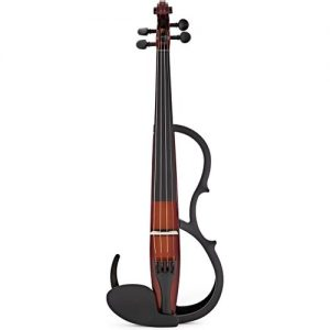 Yamaha SV250 Silent Violin Brown at Gear 4 Music Image